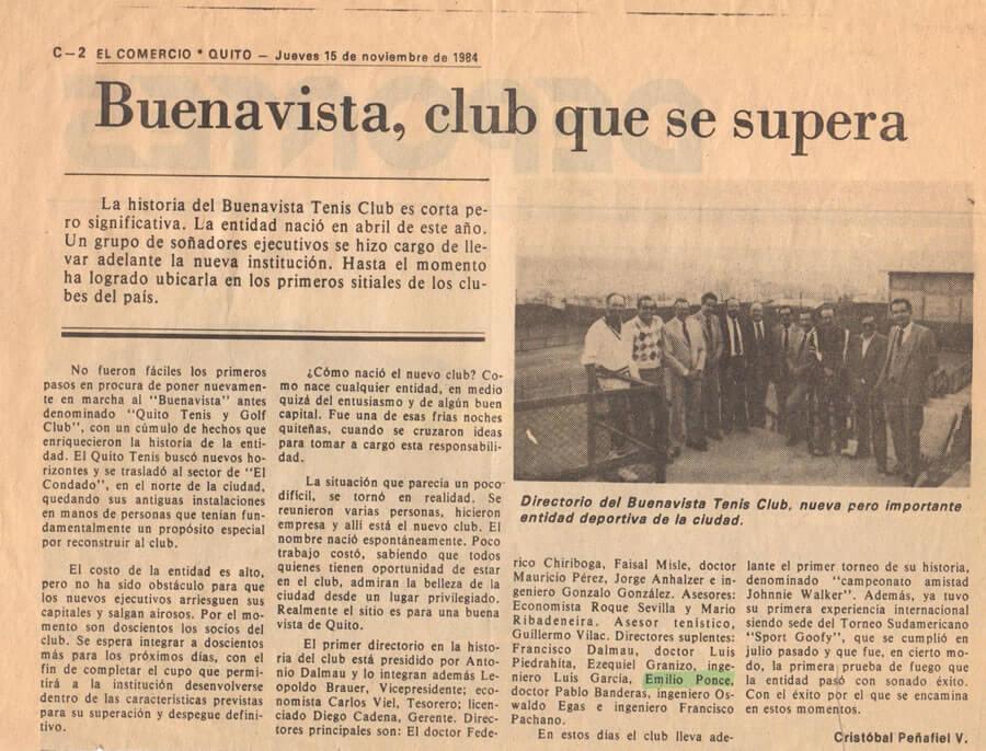 Historia del Club